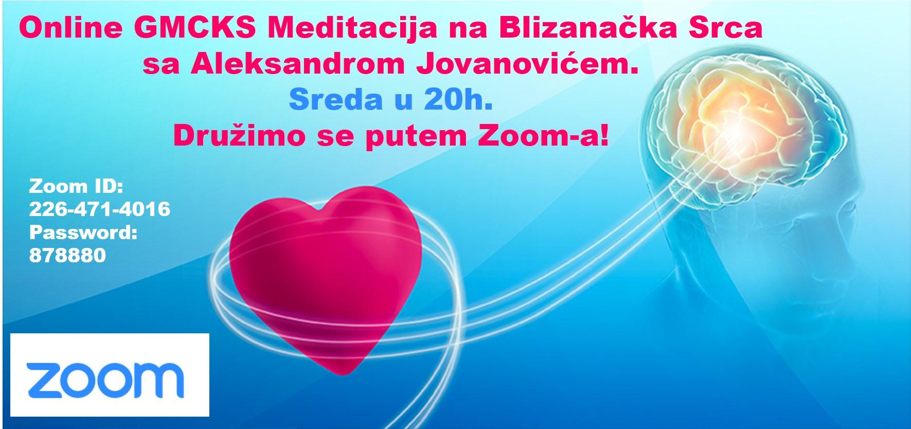 sreda 20h meditacija